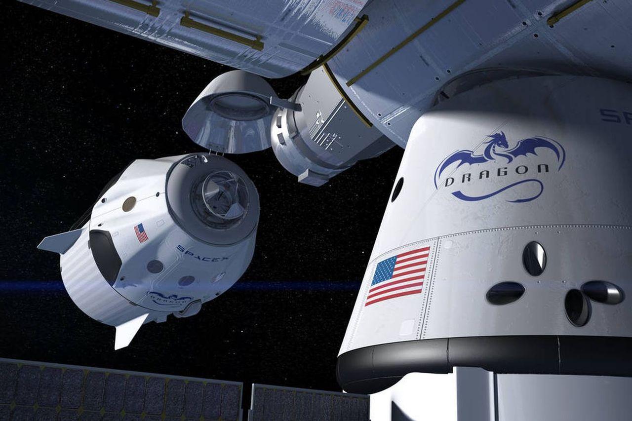 NASA beställer en andra bemannad rymdflygning med SpaceX