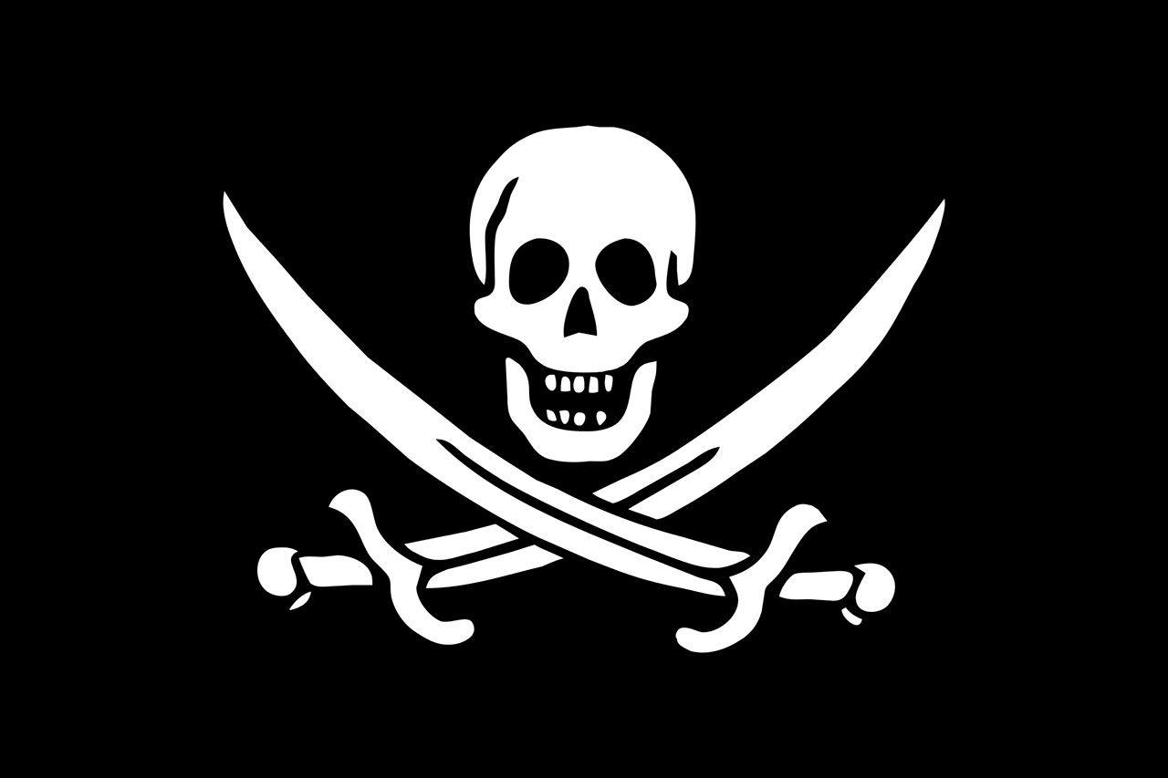 Europeiska länder de som piratkopierar mest i världen