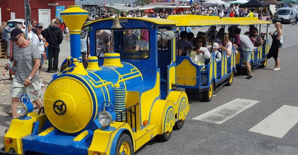 MTR Express börjar med biltåg för Pokémon Go-spelare