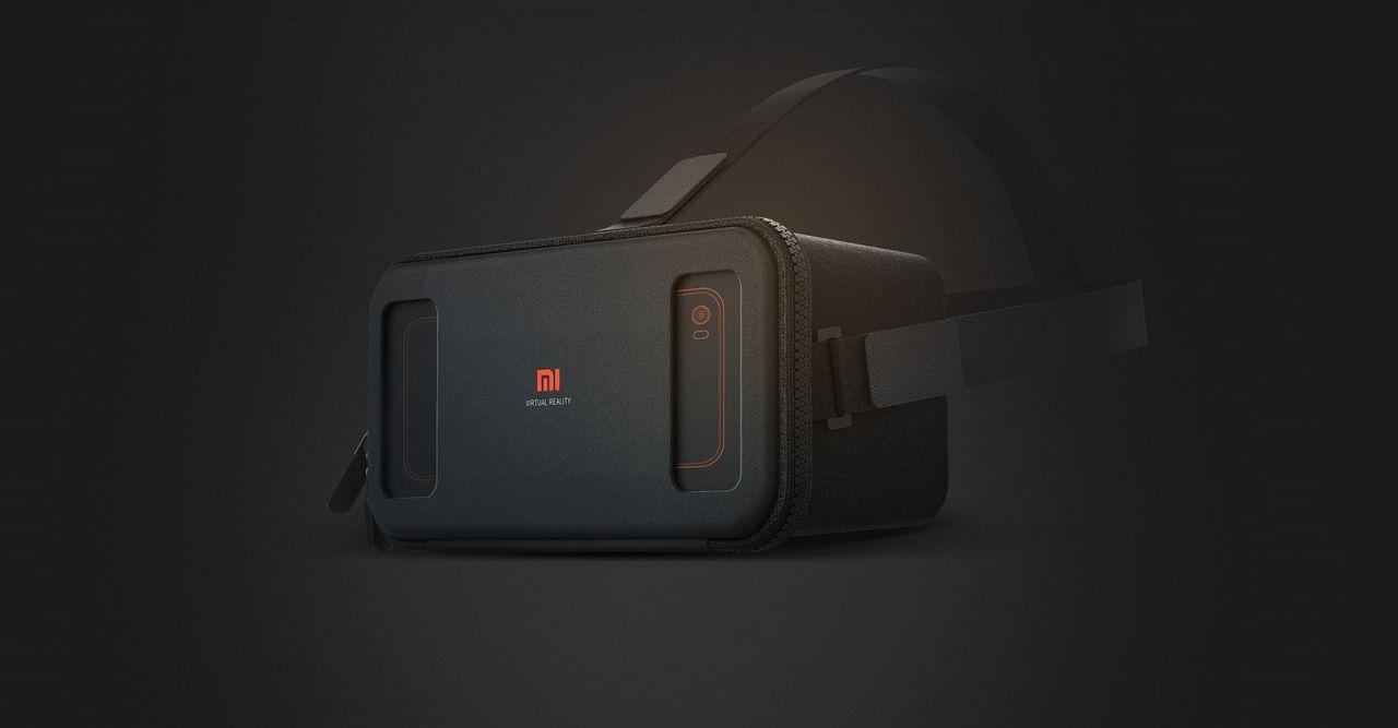 Xiaomi visar upp Mi VR Play