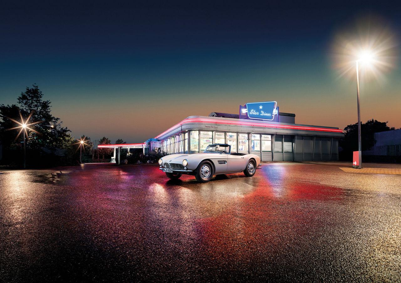Elvis Presleys BMW renoverad till sin forna glans