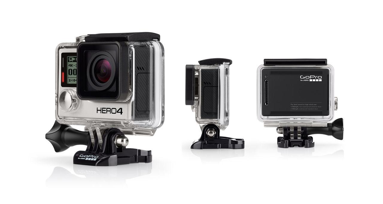 GoPro Hero 5 ryktas vara utrustad med GPS