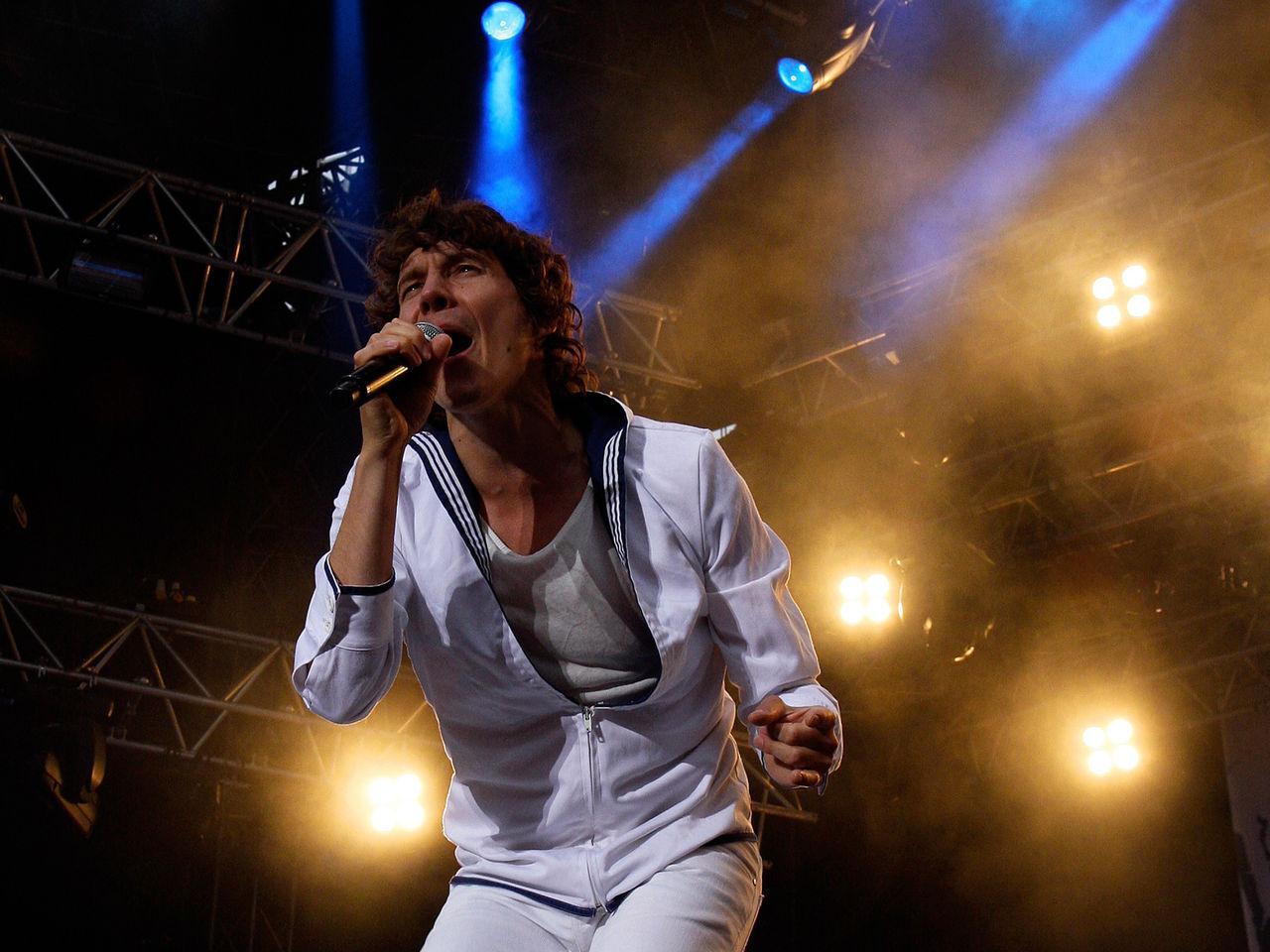 Fem konserter med Håkan Hellström i vinter