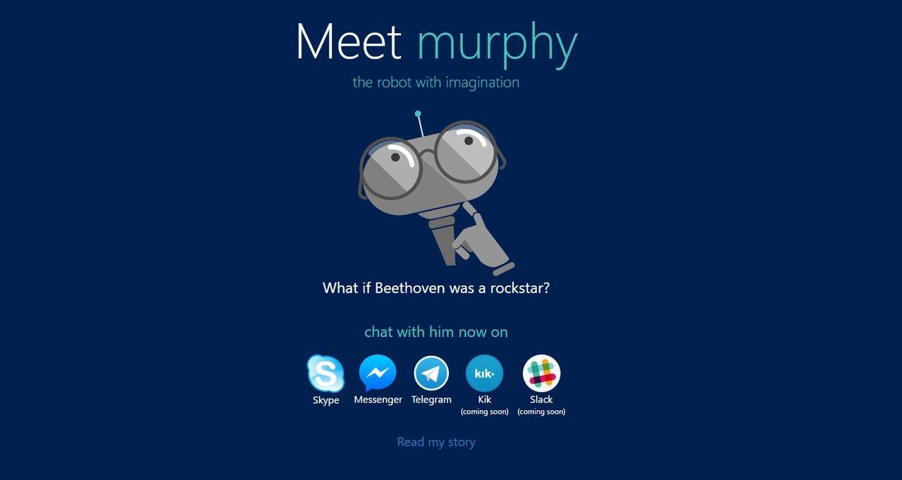 Microsoft släpper lös boten Project Murphy