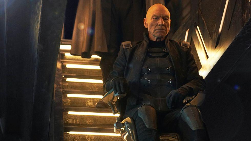 Wolverine 3 kan bli sista gången vi ser Patrick Stewart som Professor X