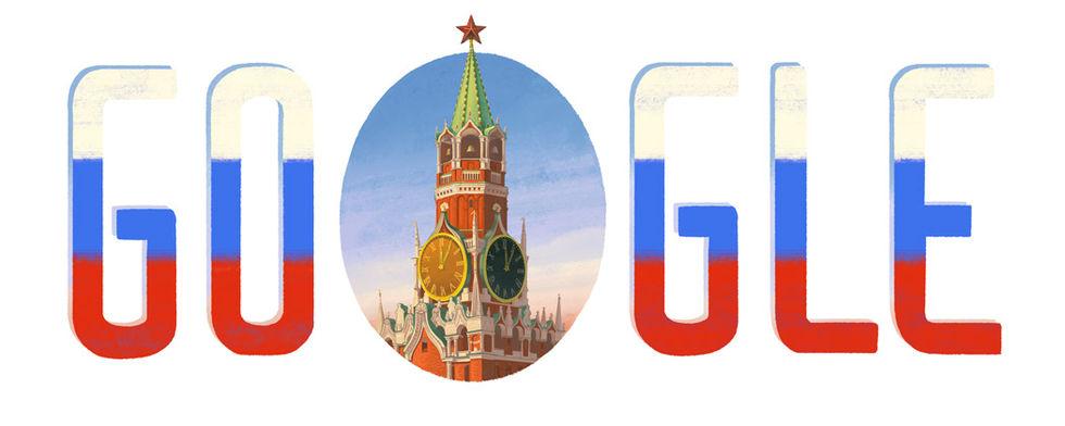 Ryssland bötfäller Google