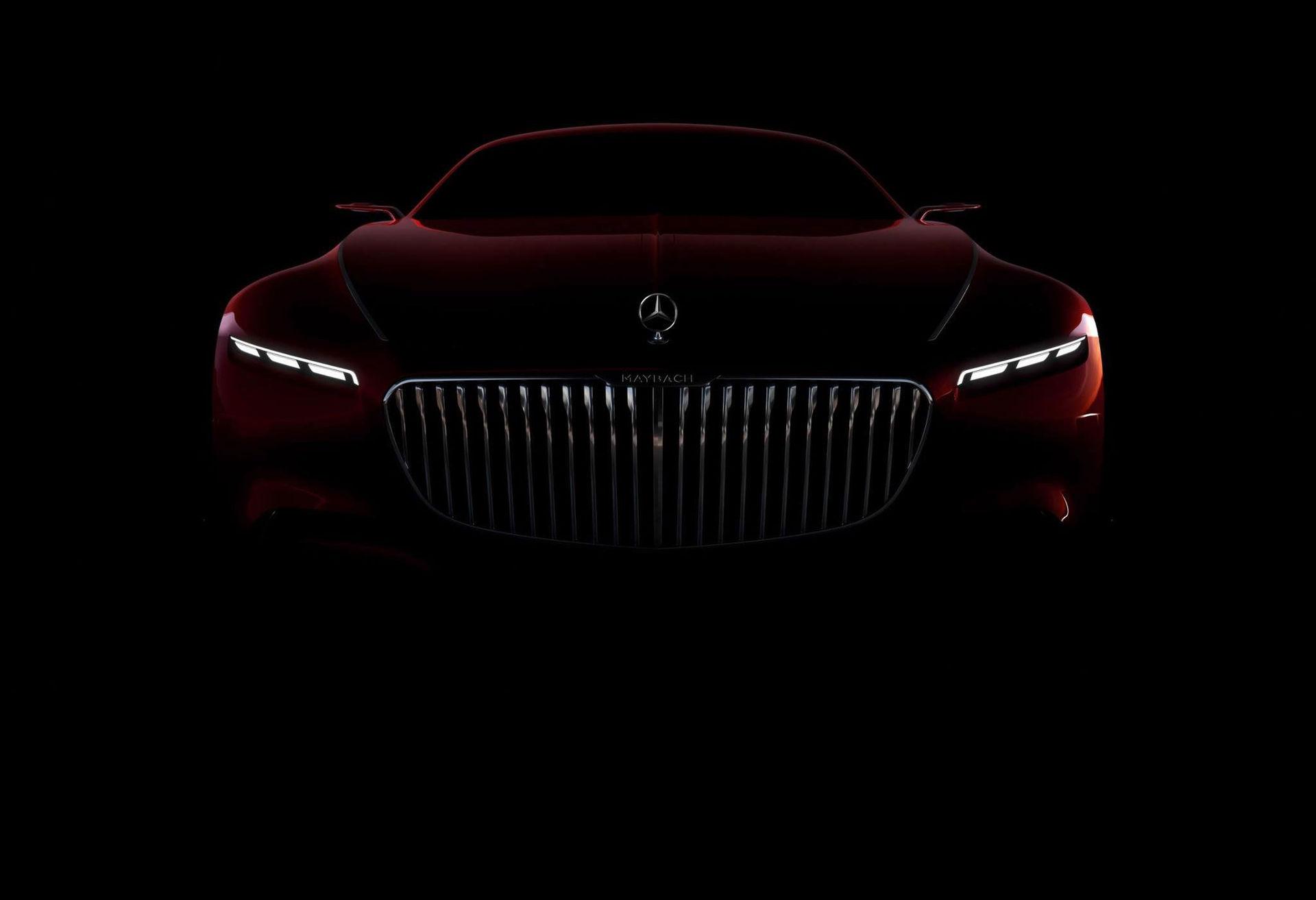 Nu får vi se fronten på Mercedes-Maybachs galna koncept