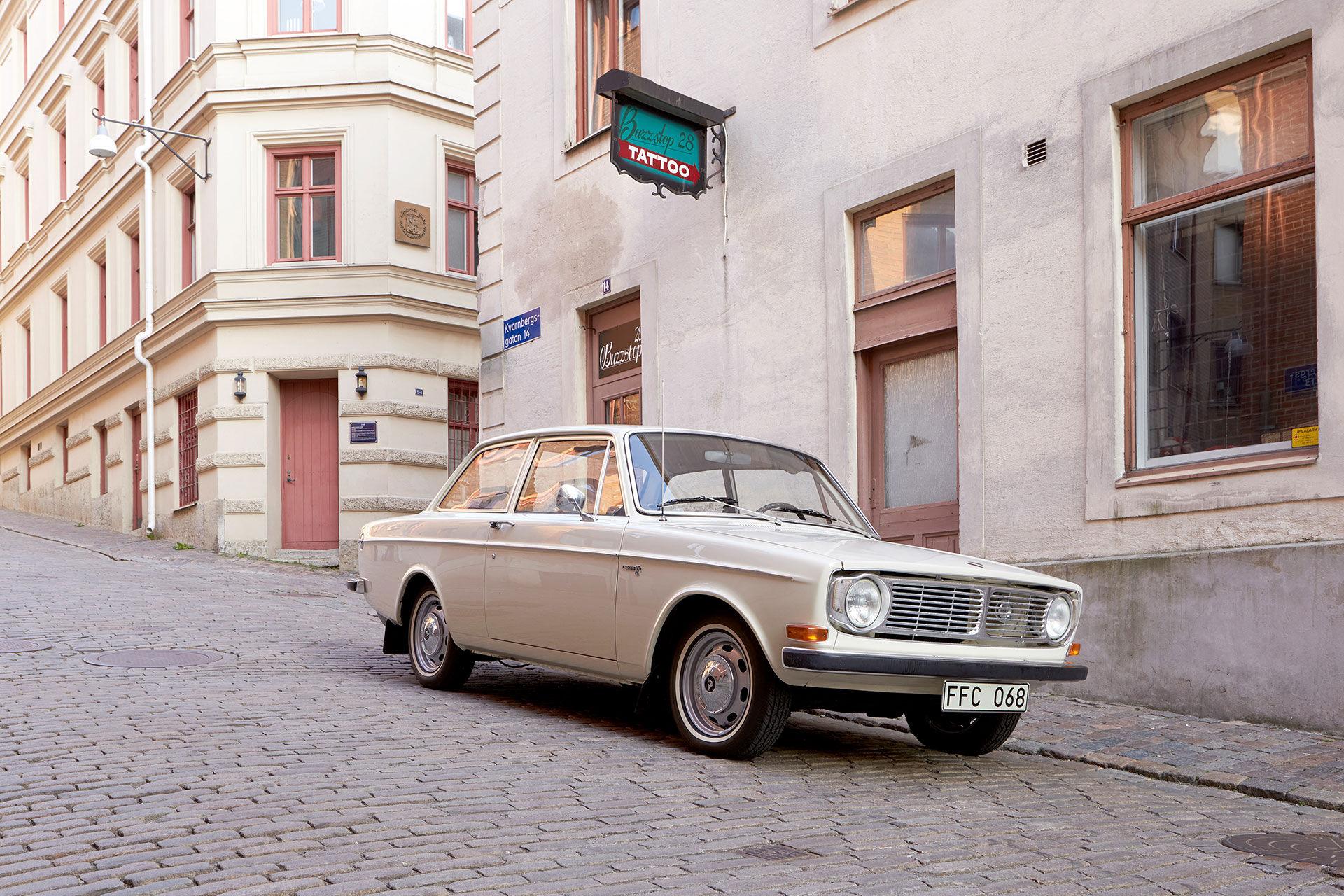 I dag fyller Volvo 140 50 år!
