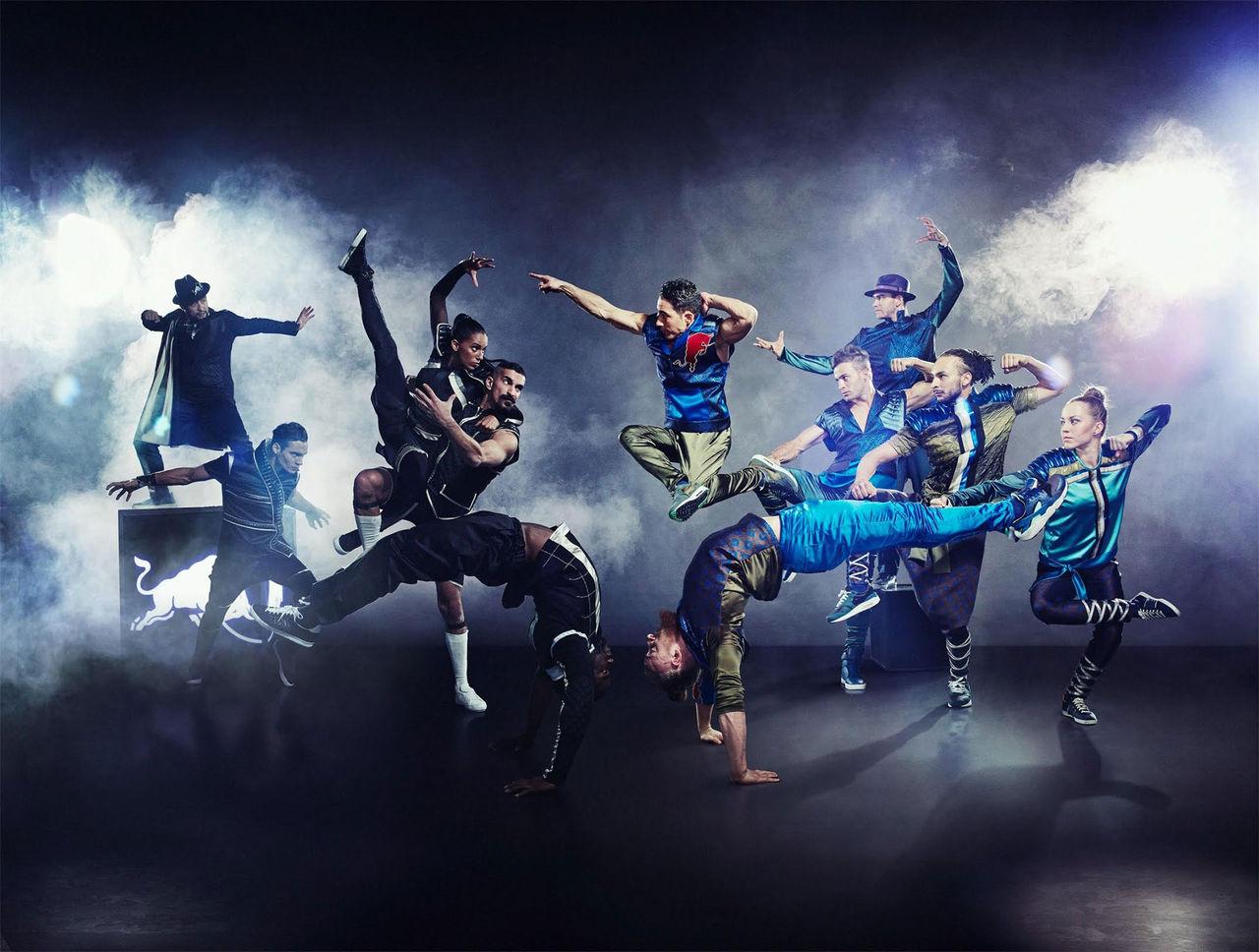 breakdanceföreställning kommer till Globen