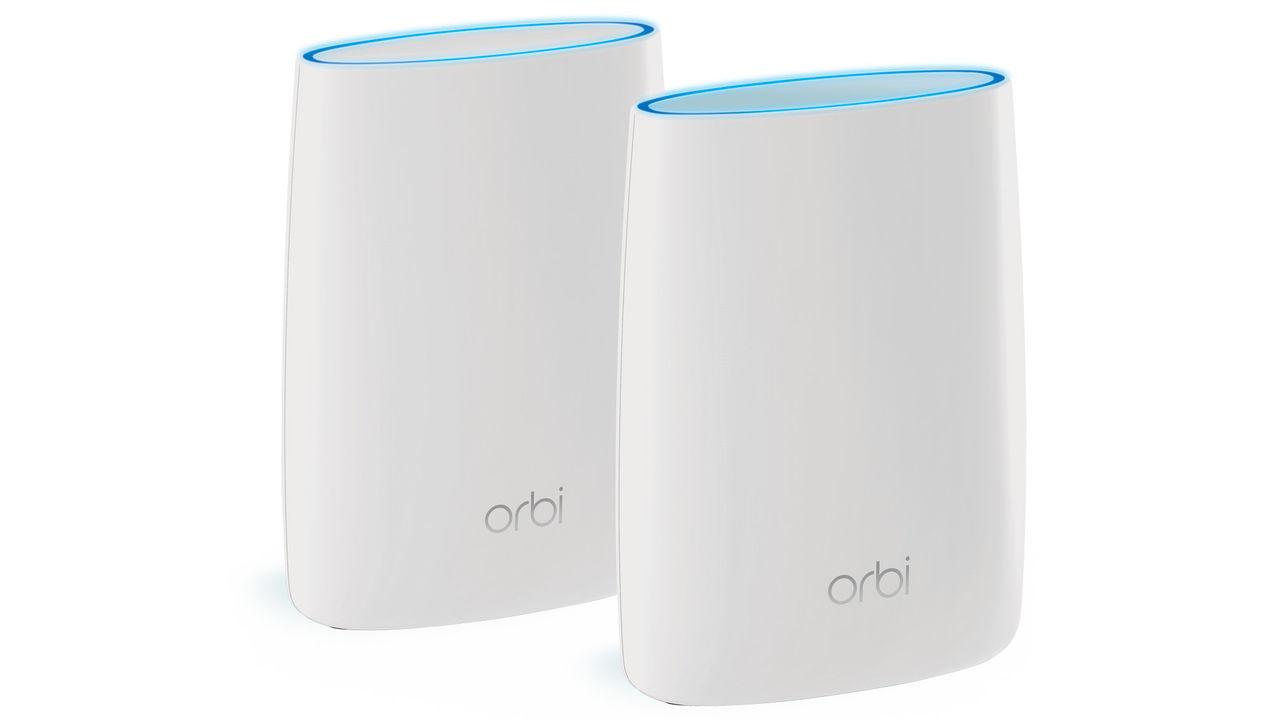 Netgear visar upp router-systemet Orbi