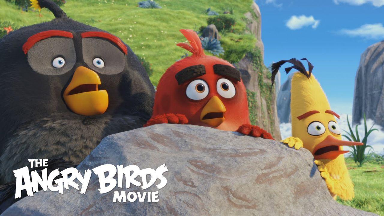 Angry Birds-filmen får uppföljare