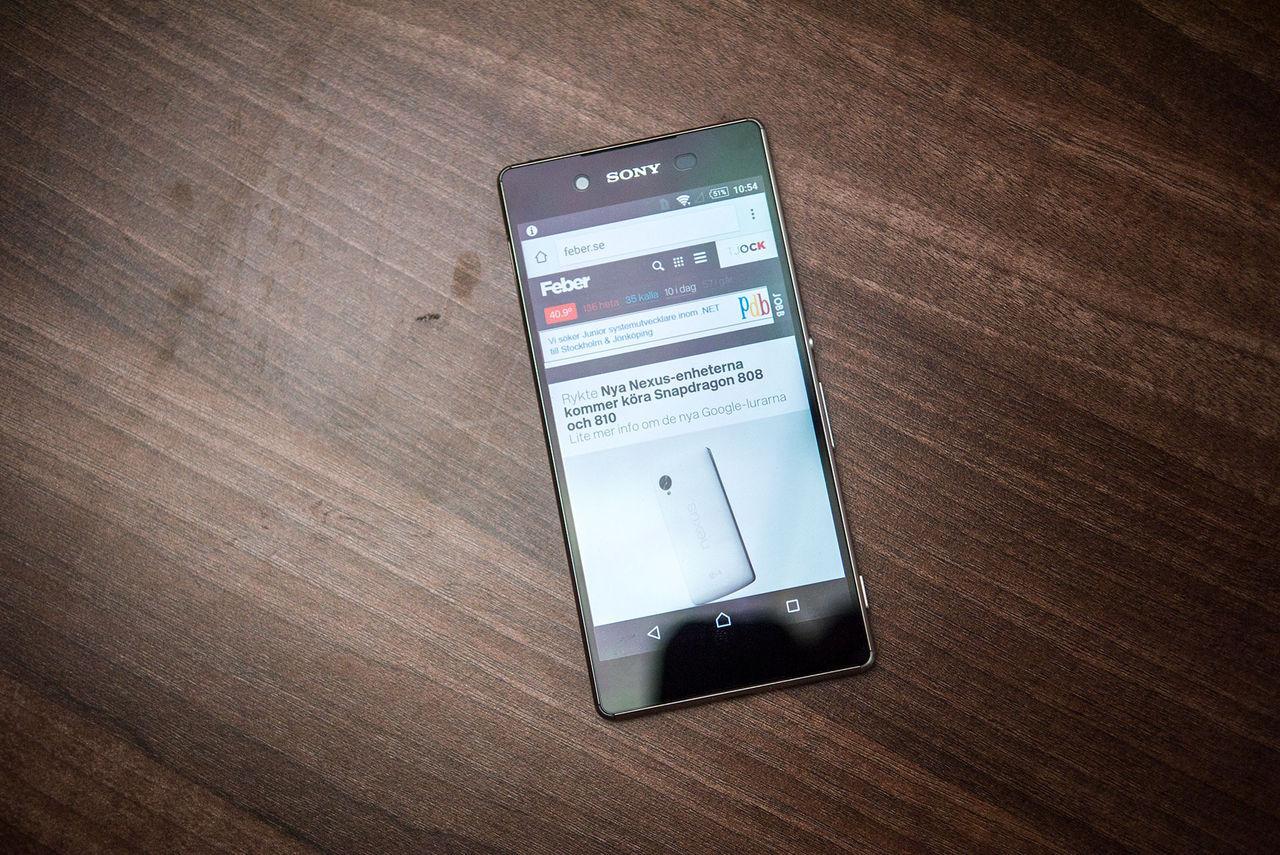 Sony berättar vilka Xperia-lurar som ska få Android 7.0 Nougat