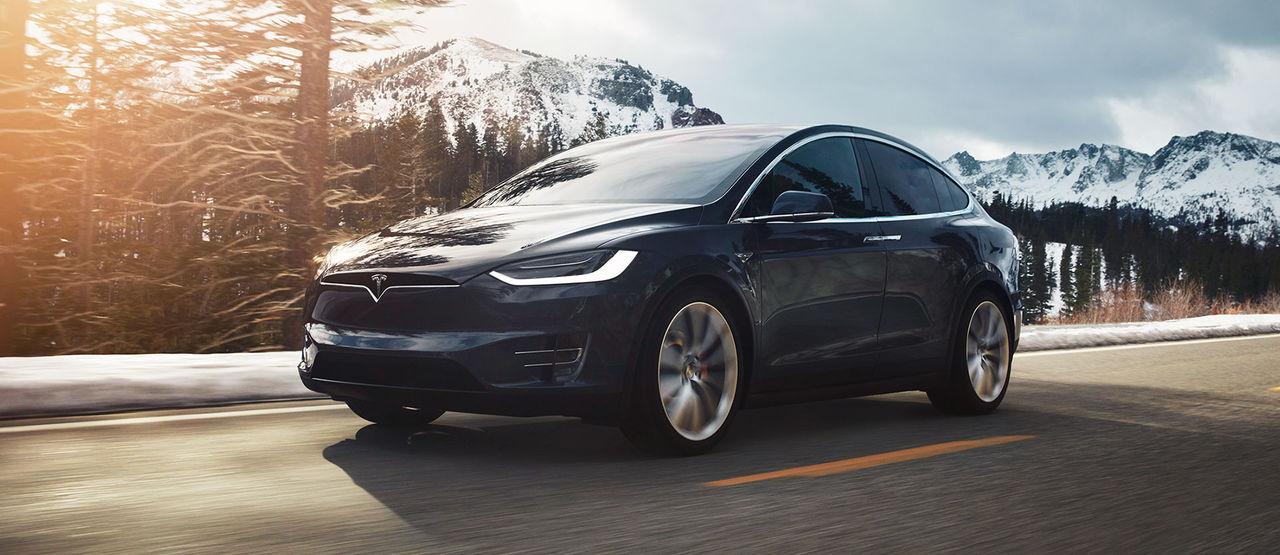 Här är svenska priserna på Teslas P100D