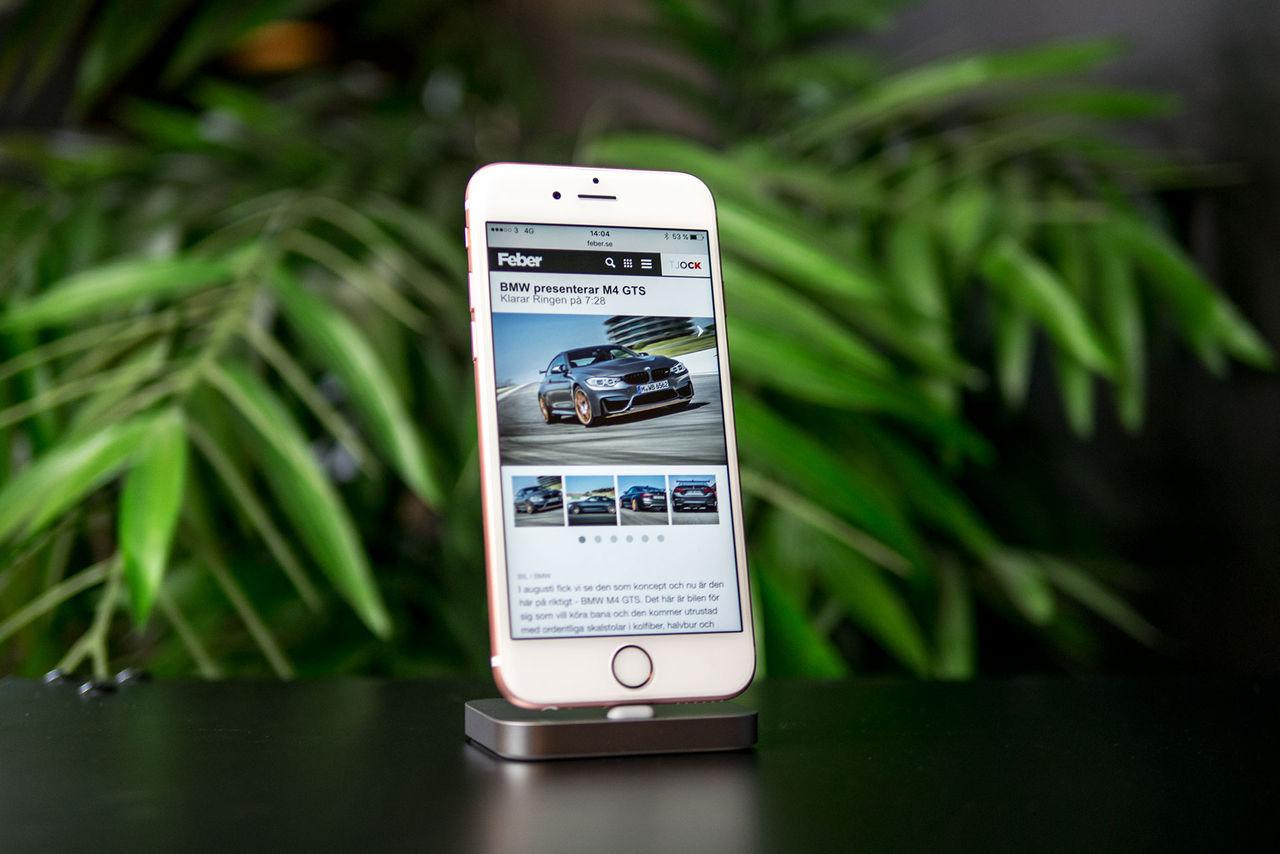 Apple iPhone 7 ryktas skeppas i storlekarna 32, 128 och 256GB