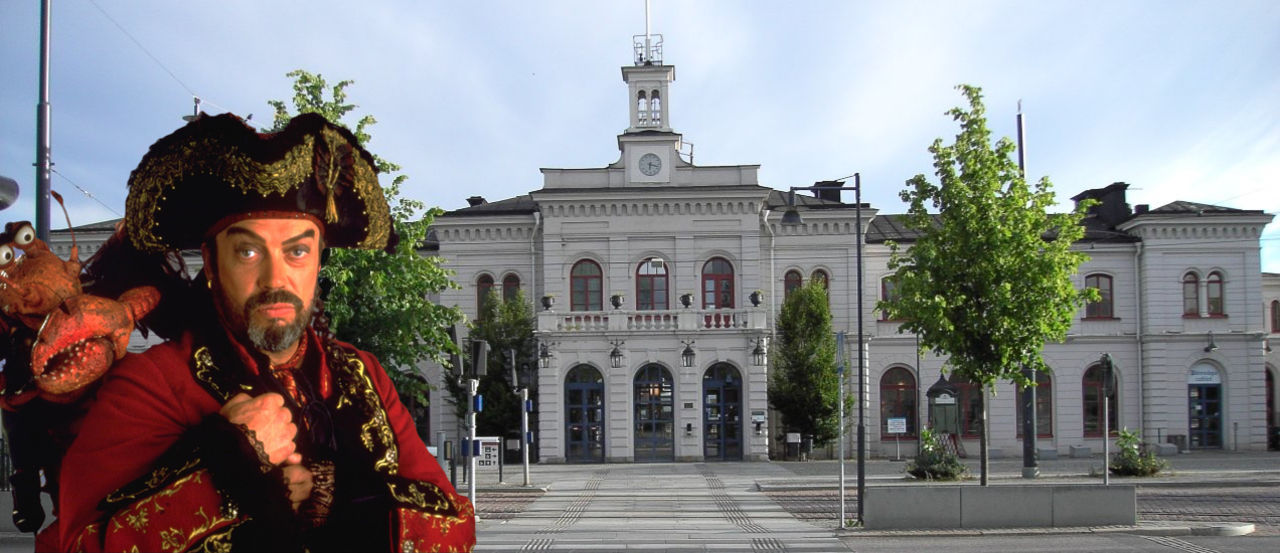 Misstänkt tv-piratnätverk i Norrköping