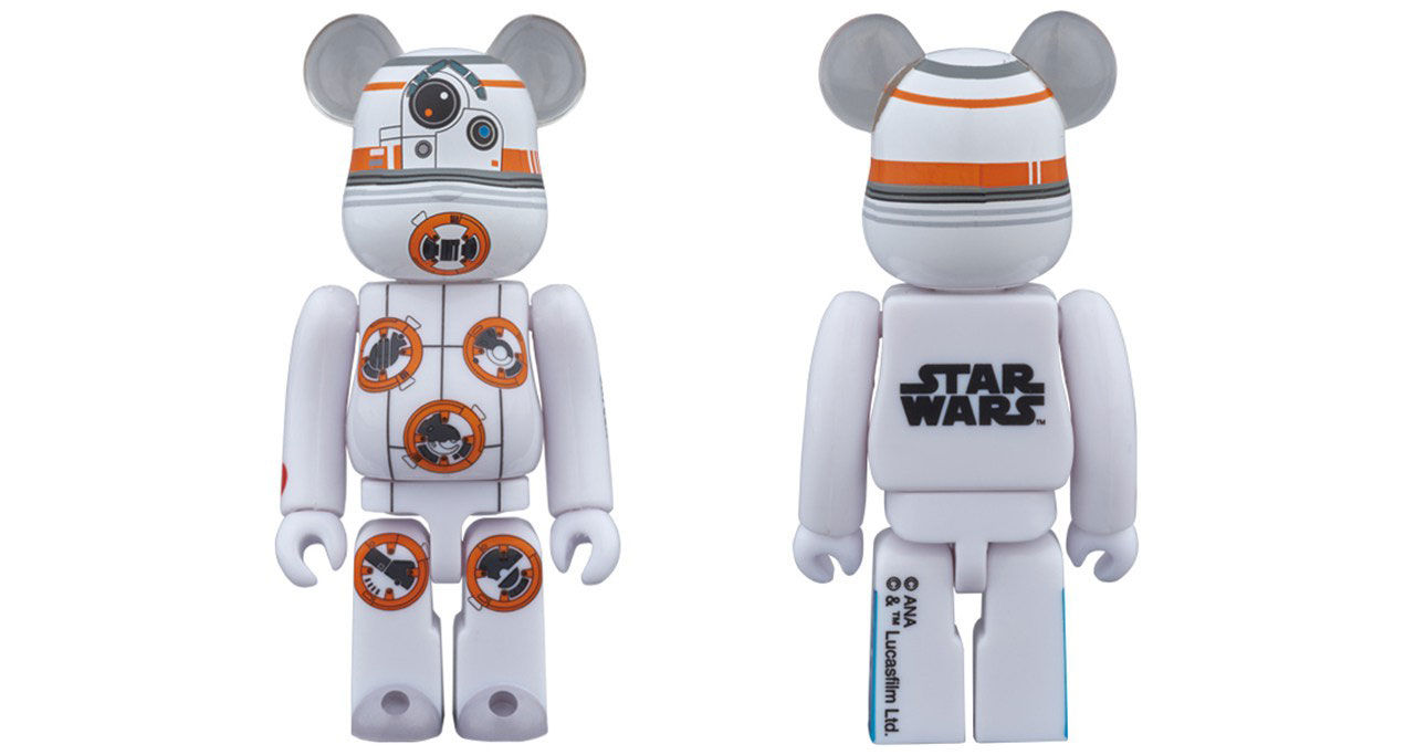 BB-8 + Be@rbrick = sant?
