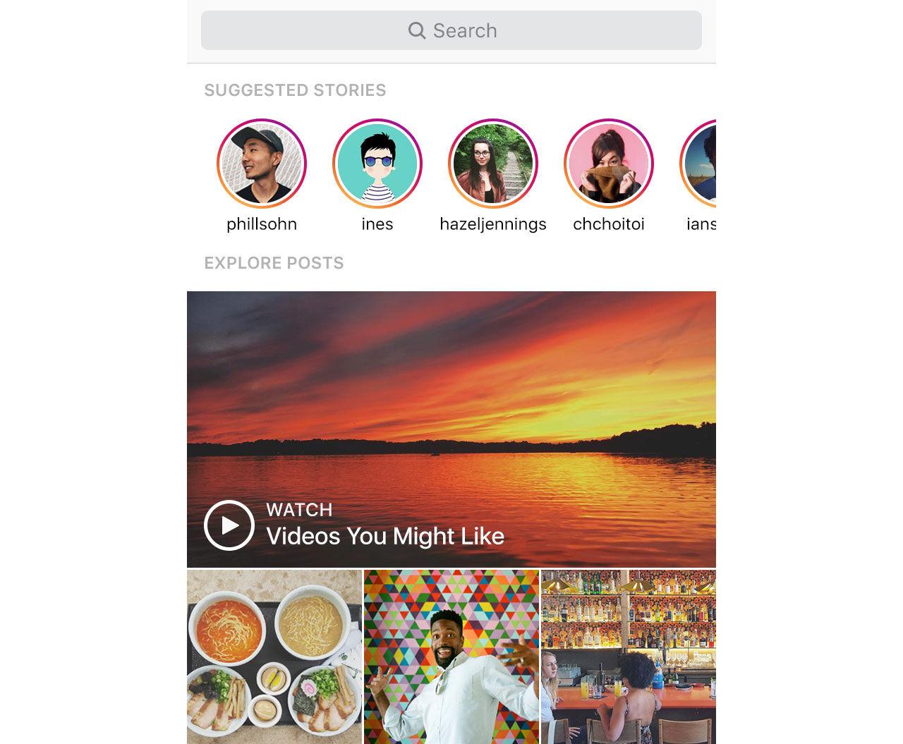 100 miljoner tittar på Instagram Stories varje dag
