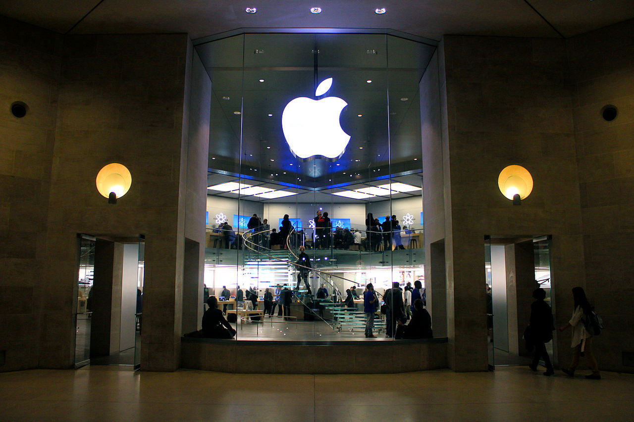 Apple åker på rejäl skattesmäll i EU
