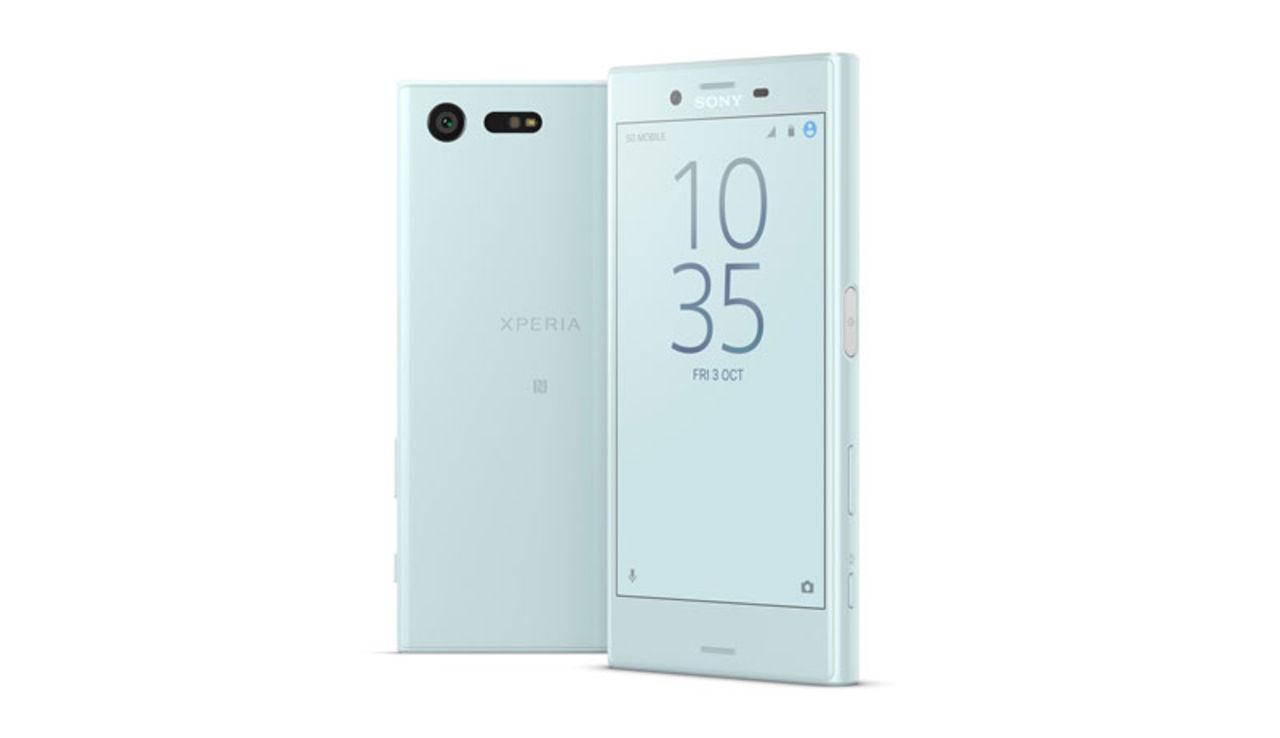 Sony presenterar Xperia XZ och Xperia X Compact