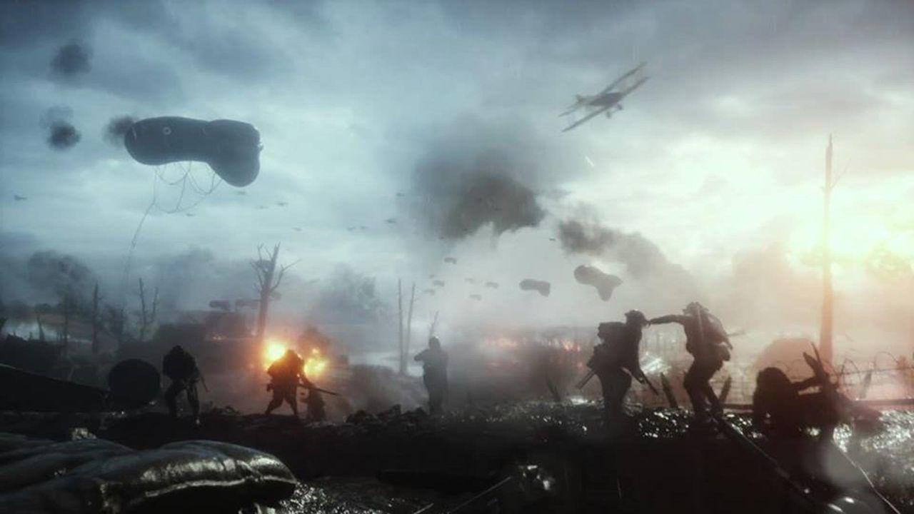 681 000 personer testar Battlefield 1-betan