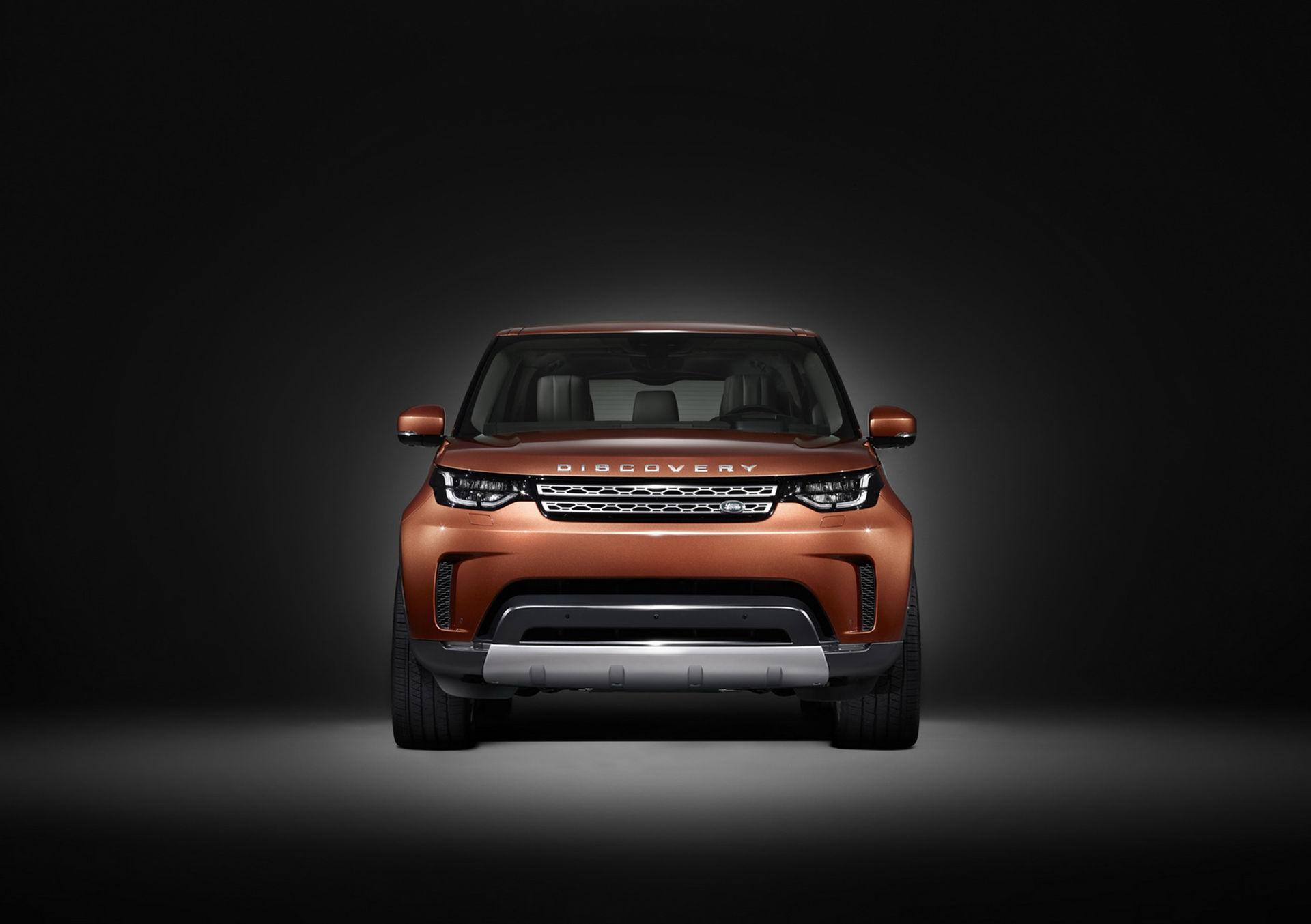 Det här är Land Rover Discoverys nya ansikte