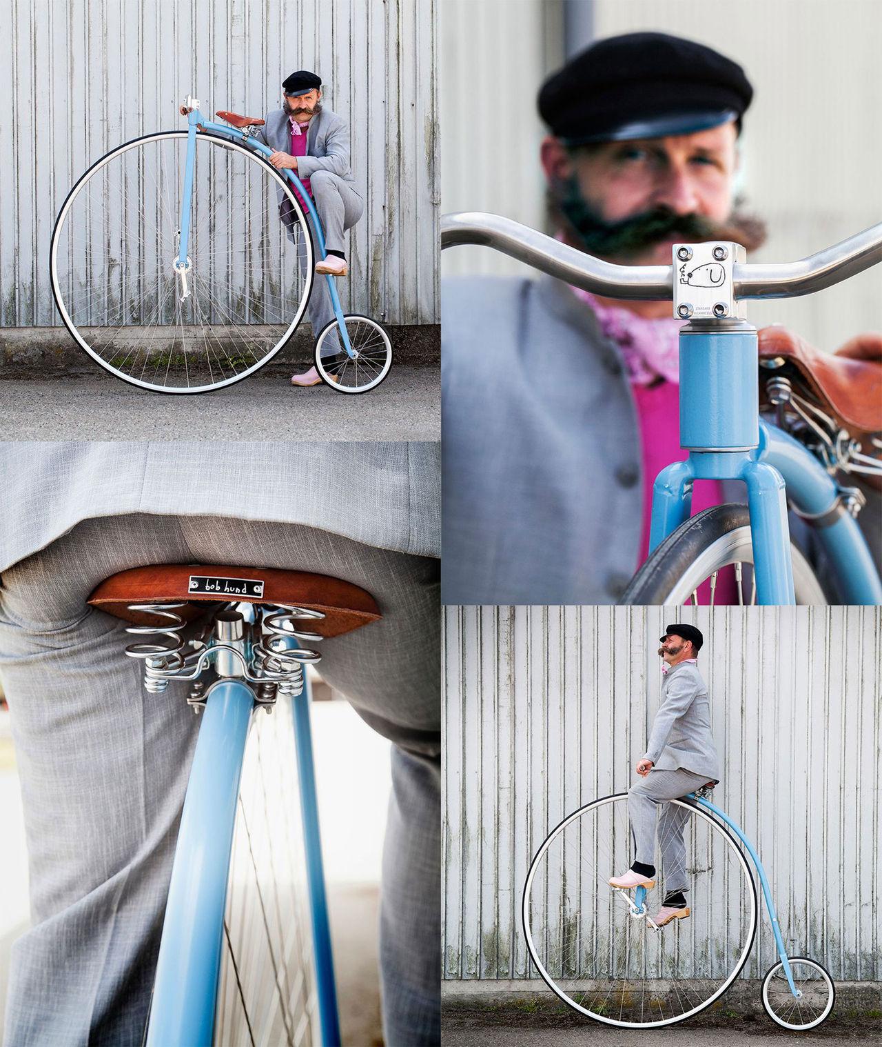 Köp dig en Bob Hund-cykel
