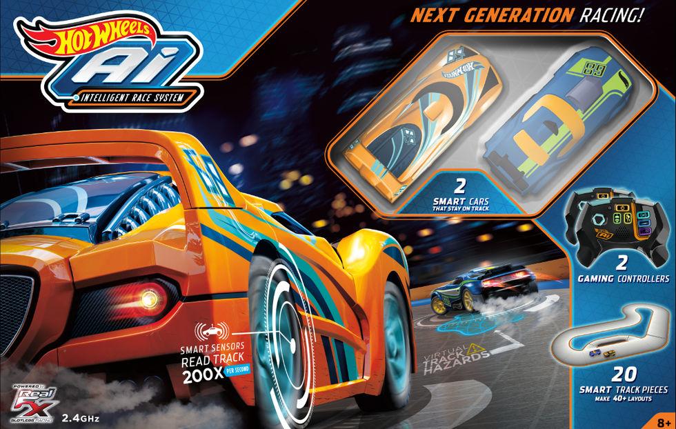 Hot Wheels AI är nästa generations bilbana