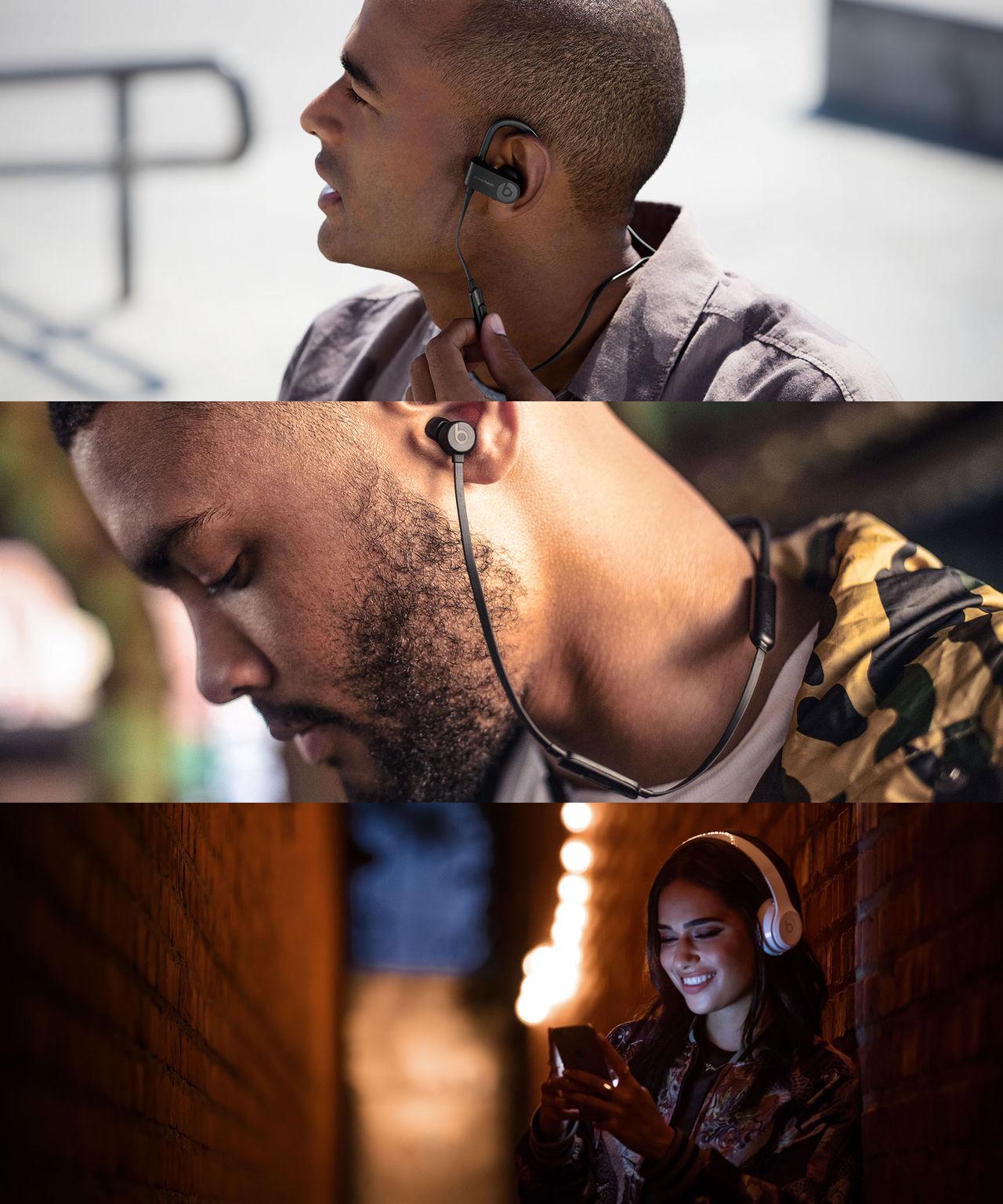 Här är nyheterna från Beats