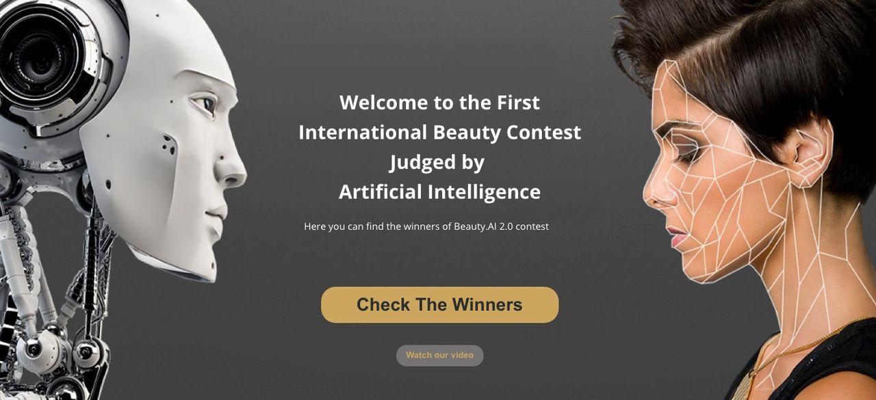 Nu är AI-bedömd skönhetstävling avgjord