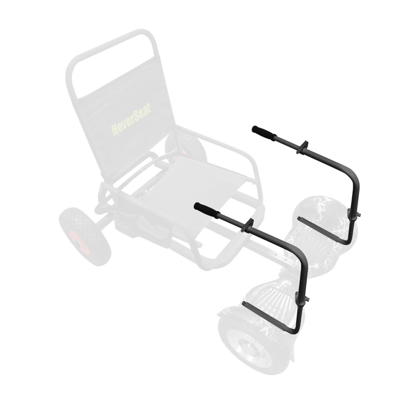 HoverSeat gör om din airboard till en elektrisk rullstol
