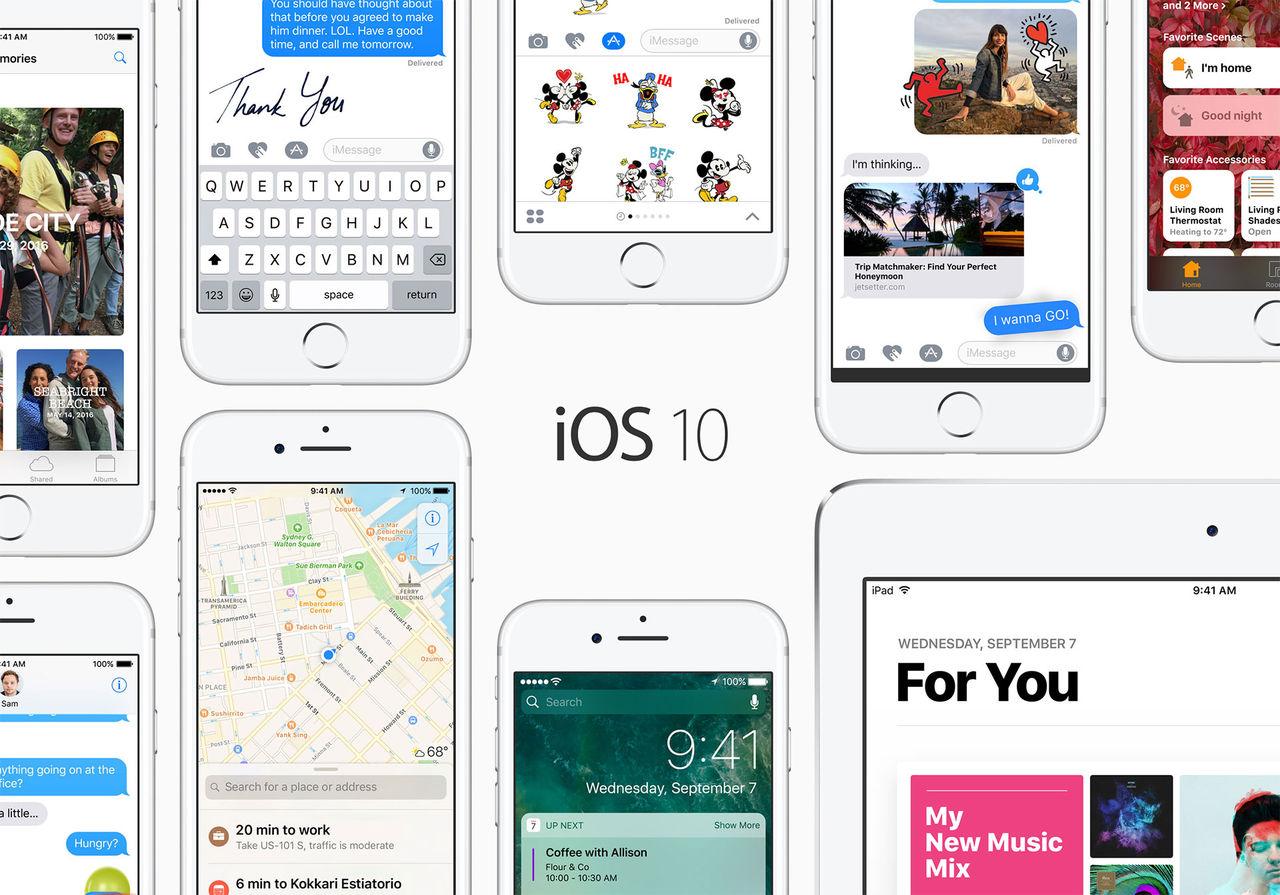 Är iOS 10 verkligen en spännande uppdatering?