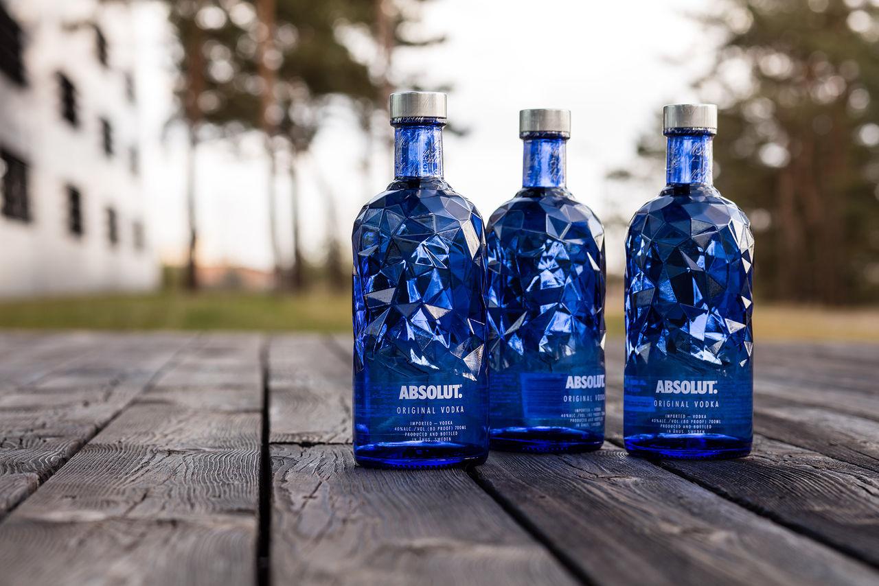 Ny limited edition-flaska från Absolut