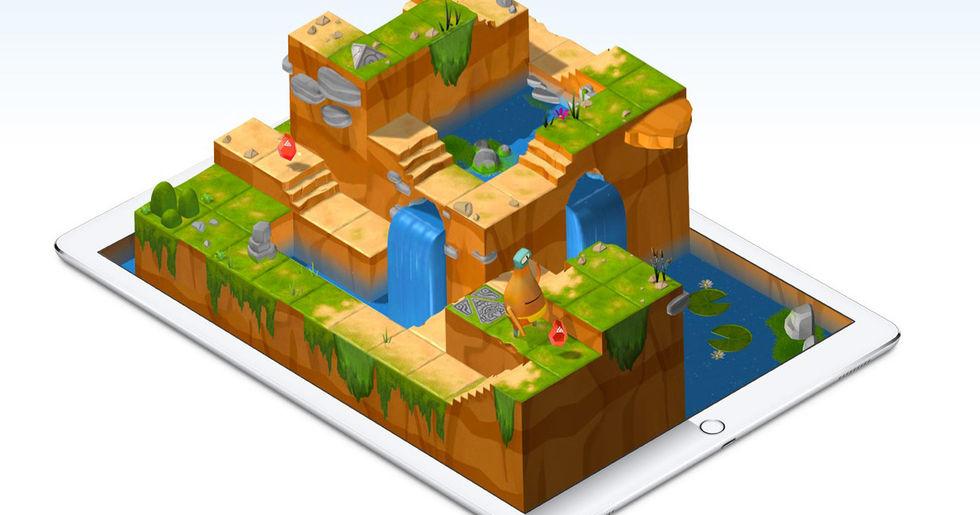 Apple släpper Swift Playgrounds
