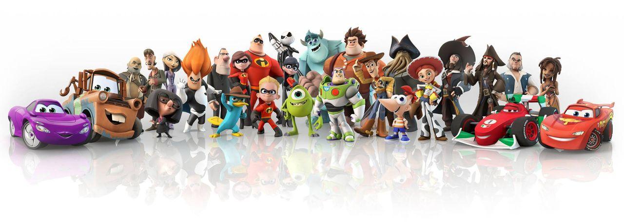 Disney Infinity-skapare satsar på spel med förstärkt verklighet