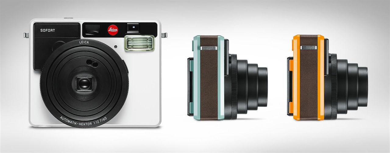 Leica släpper insta-kamera
