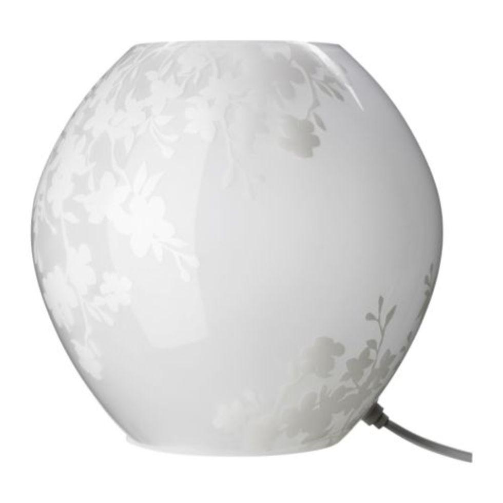ikea lampa boll