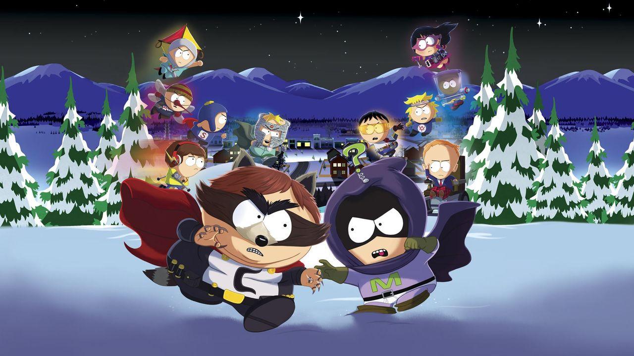 South Park: The Fractured But Whole försenat