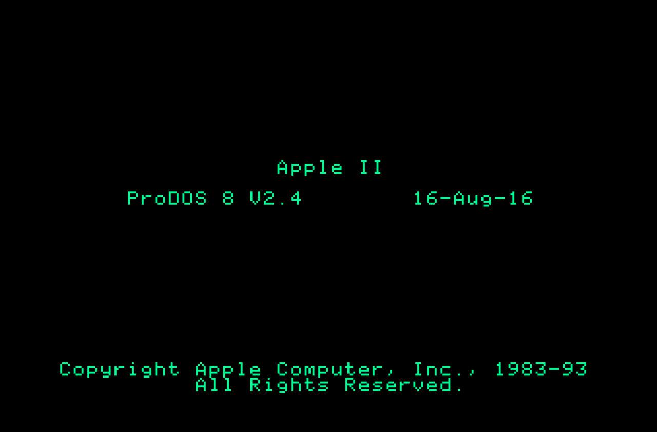 Apple II får en uppdatering