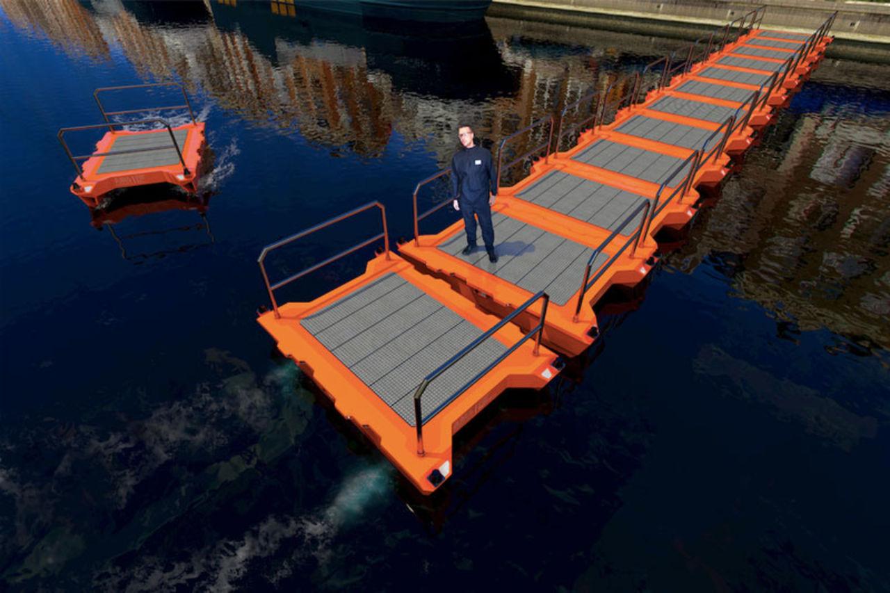 Självkörande båtar ska börja köra i Amsterdam nästa år