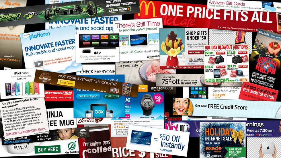 Sverige är bäst på att blockera annonser