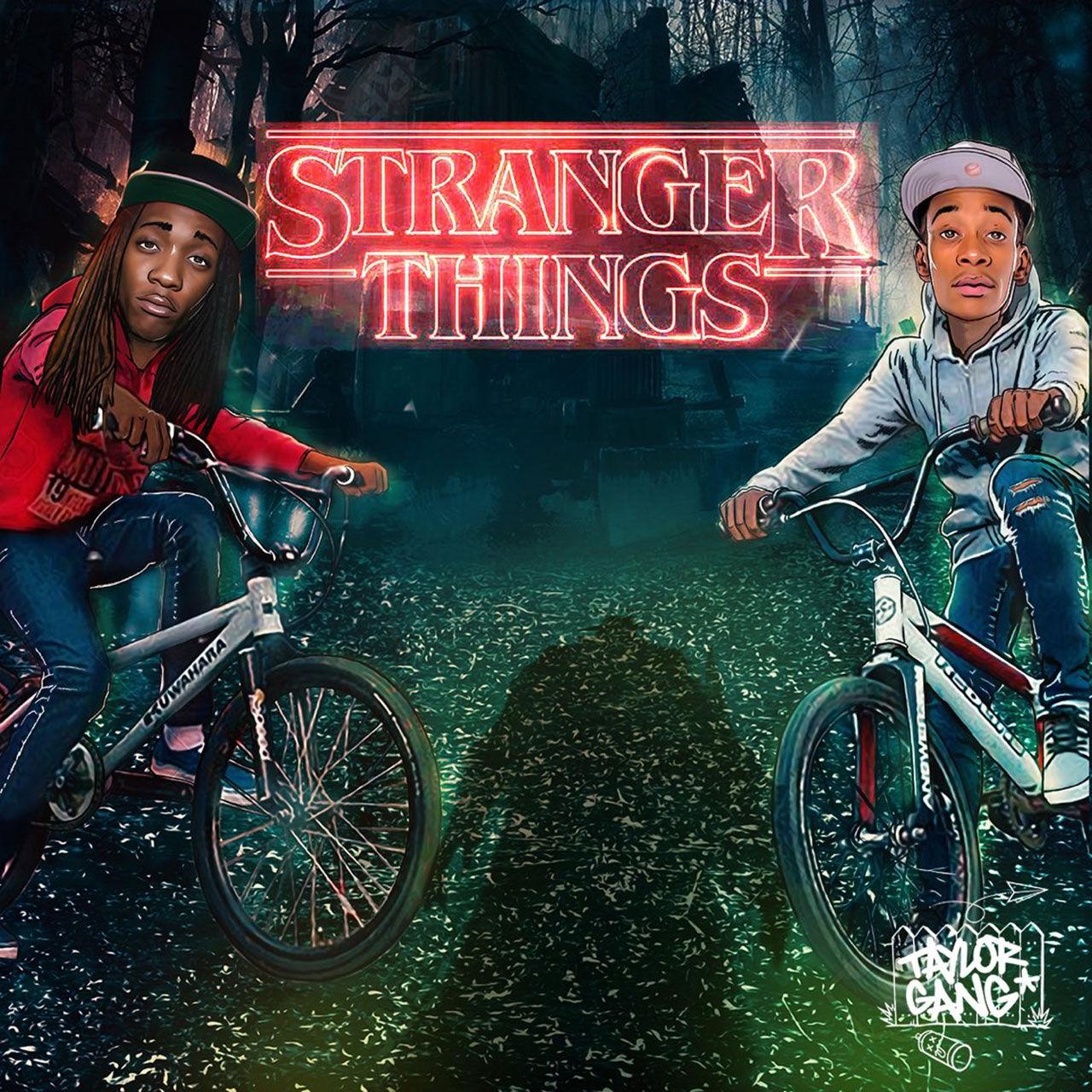 Wiz Khalifa rappar till Stranger Things ledmotiv