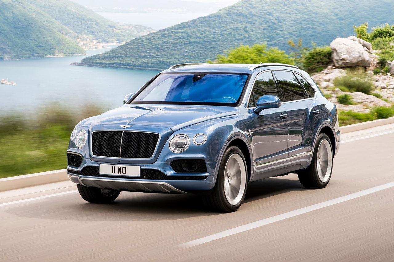 Bentley Bentayga - nu även som diesel