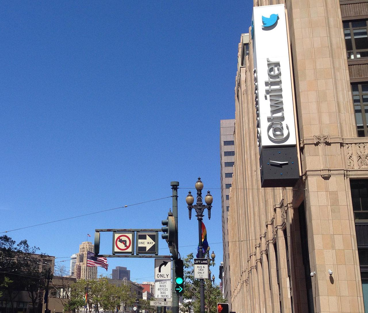 Google kan komma att köpa Twitter