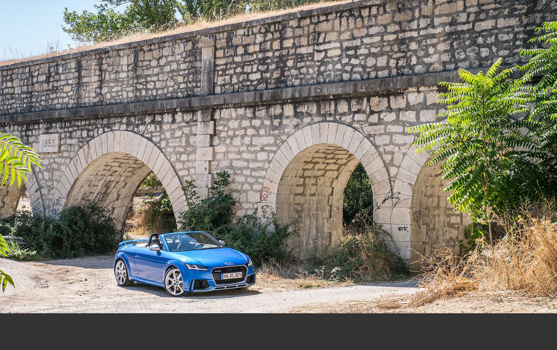 Visste ni att Audi har lanserat en liten R8:a?