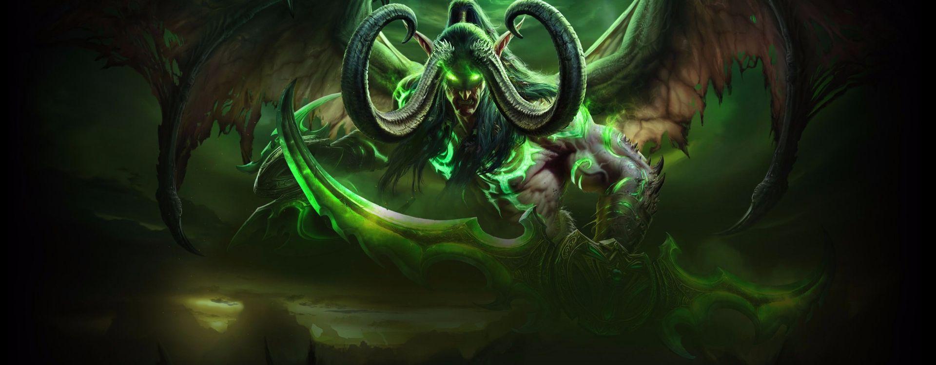 Legion kan vara räddningen för World of Warcraft