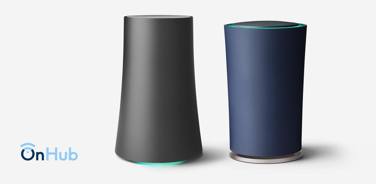 Google släpper router för hemmet?