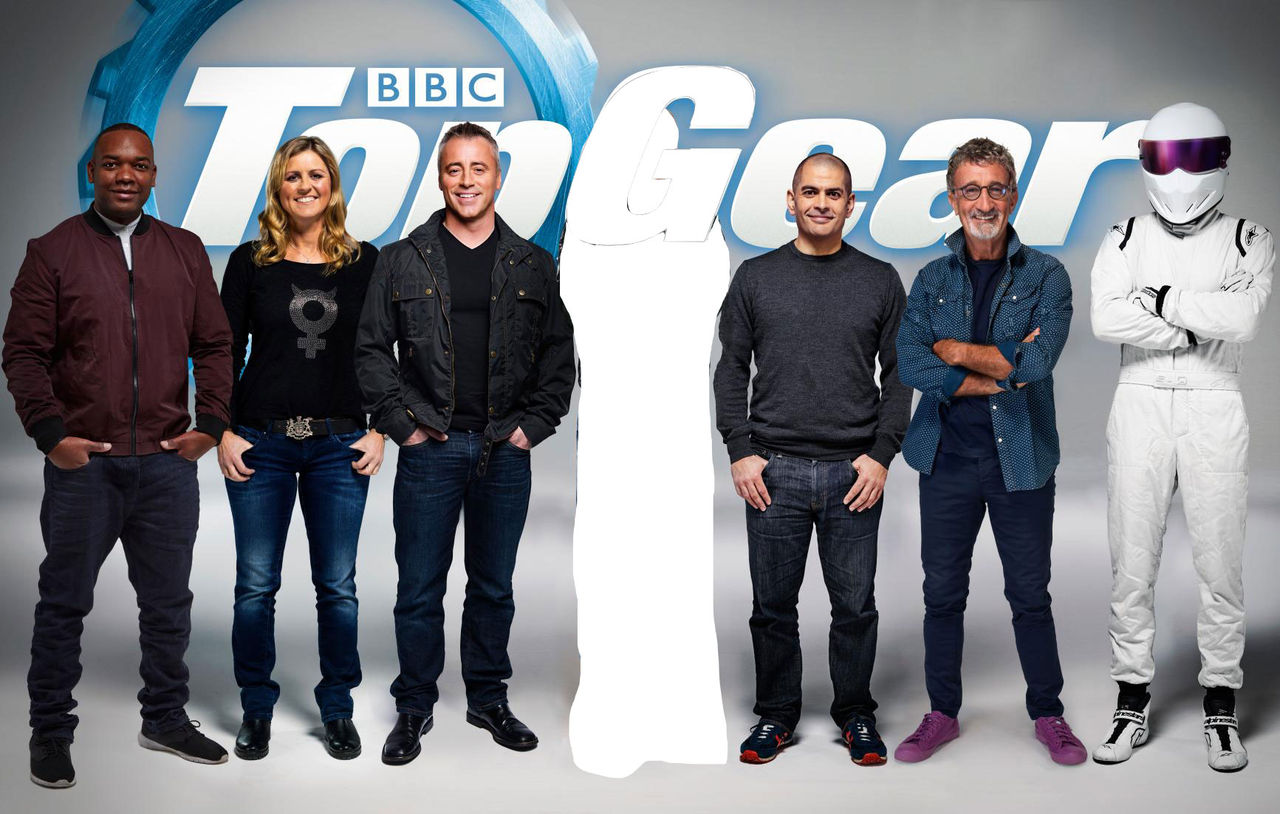 Matt LeBlanc tar över programledarrollen för Top Gear