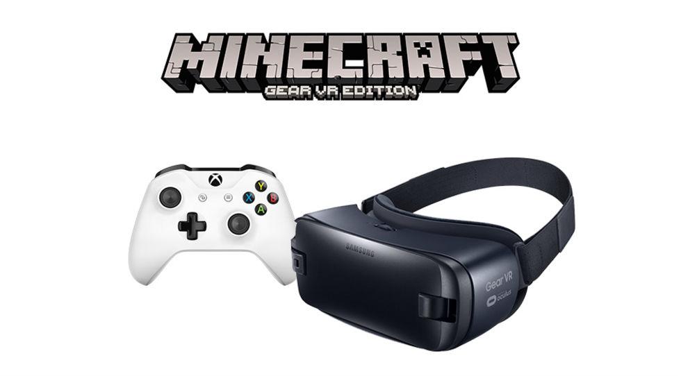 Gear VR får stöd för Xbox One-kontroll