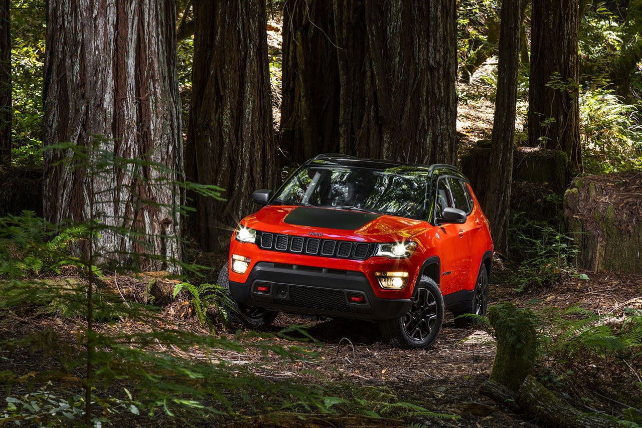 Jeep visar upp nya Compass