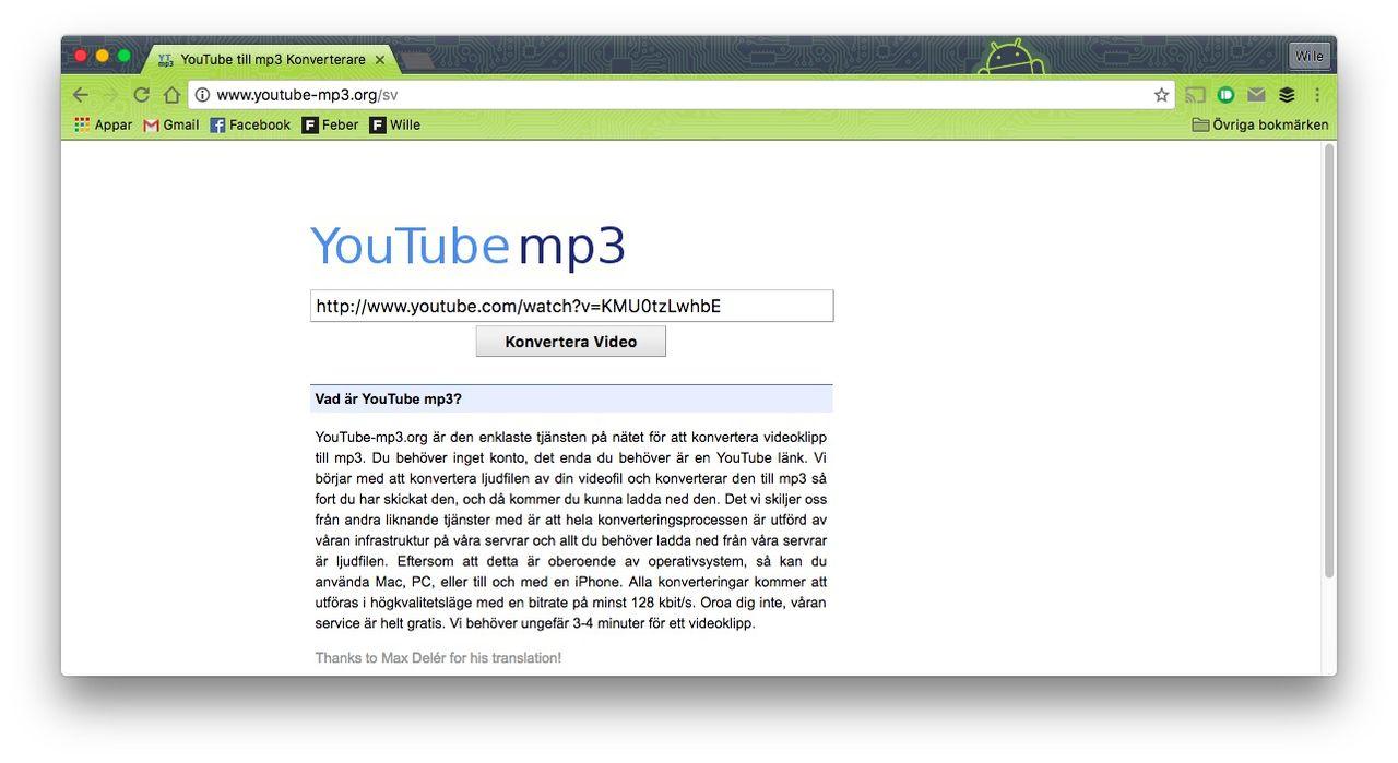 Musikindustrin stämmer mp3-rippnings-tjänst